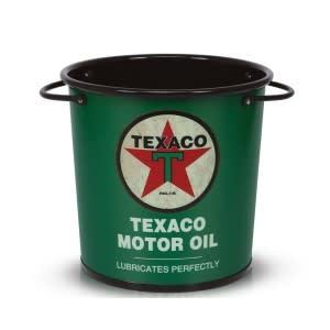 Balde Retrô Texaco - Cód. 8410