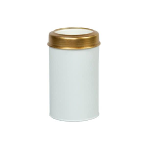 Cód. 8525 - Porta-Garrafa-White&Gold (1)